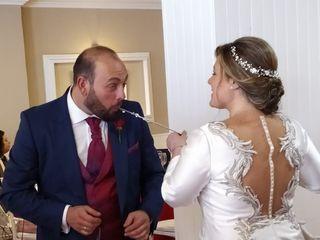 La boda de Aurora  y Pedro  2