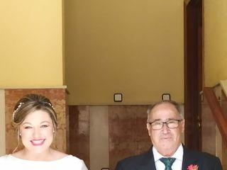La boda de Aurora  y Pedro  3
