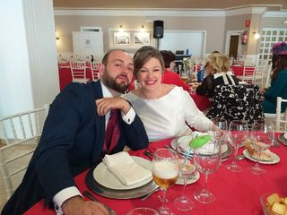 La boda de Aurora  y Pedro