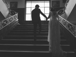 La boda de Héctor y Alida