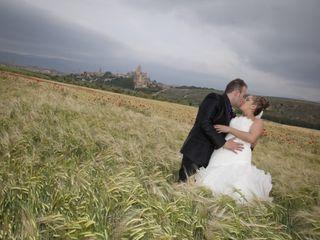 La boda de Samuel y Alicia