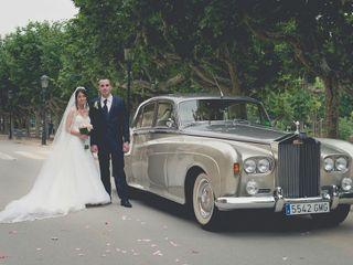 La boda de Rosy  y Abel