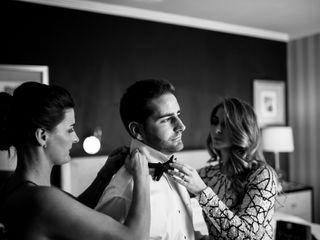 La boda de Patricia y Manolo 1