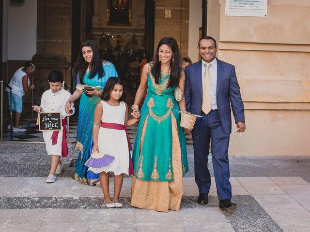 La boda de Sebastian y Isabel en Málaga, Málaga 40