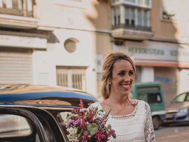 La boda de Sebastian y Isabel en Málaga, Málaga 42
