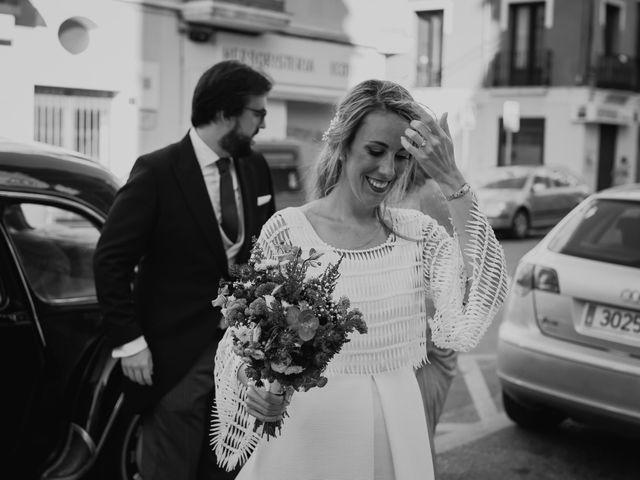 La boda de Sebastian y Isabel en Málaga, Málaga 43