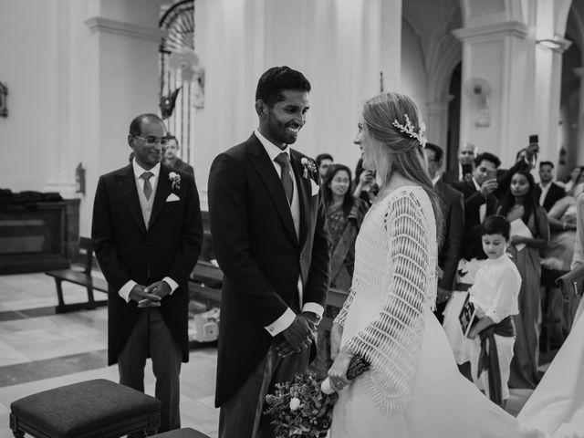 La boda de Sebastian y Isabel en Málaga, Málaga 46