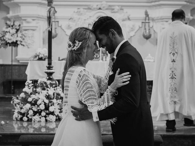 La boda de Sebastian y Isabel en Málaga, Málaga 49