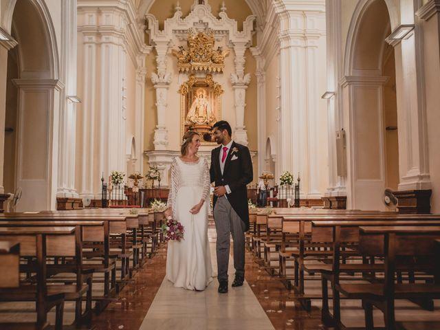 La boda de Sebastian y Isabel en Málaga, Málaga 51