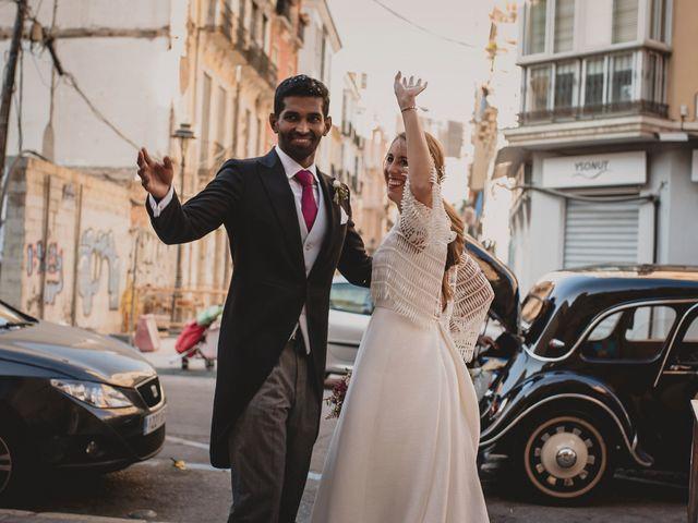 La boda de Sebastian y Isabel en Málaga, Málaga 53