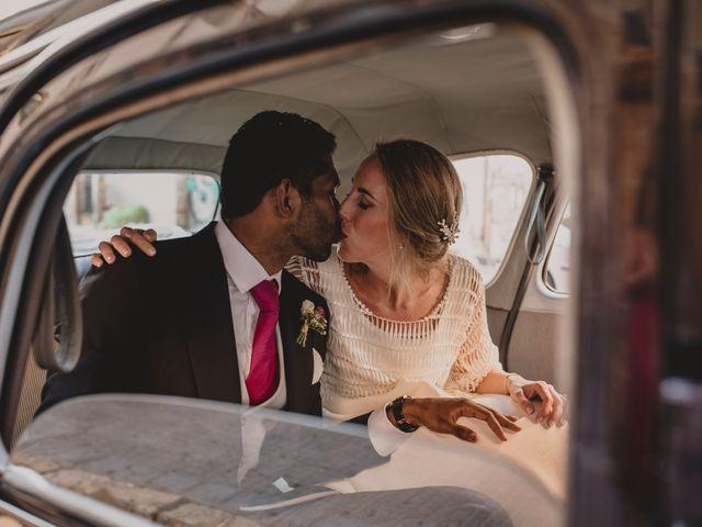La boda de Sebastian y Isabel en Málaga, Málaga 54