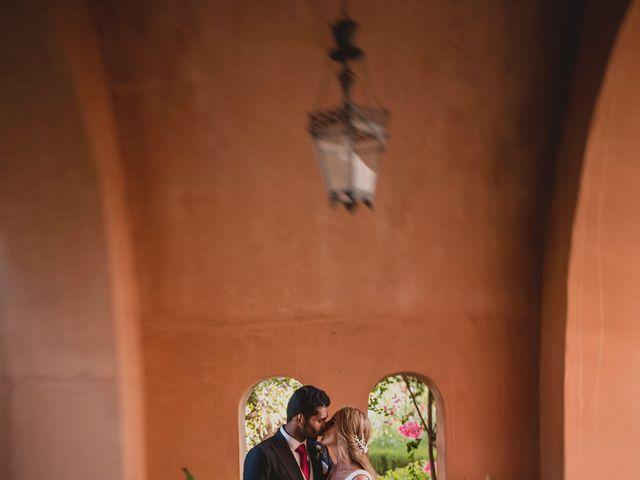 La boda de Sebastian y Isabel en Málaga, Málaga 58
