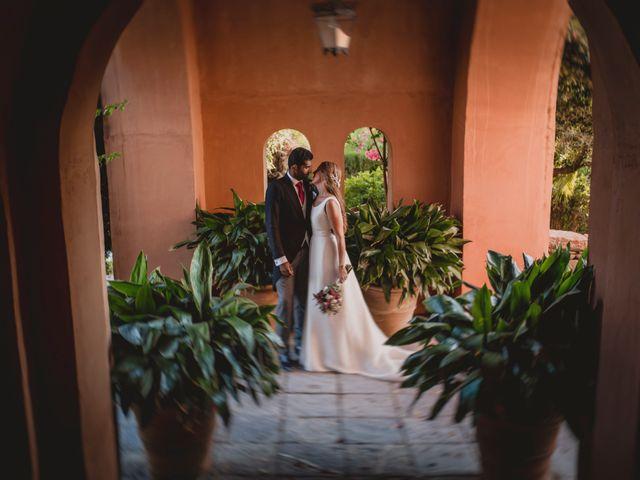 La boda de Sebastian y Isabel en Málaga, Málaga 59