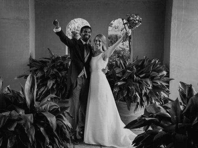 La boda de Sebastian y Isabel en Málaga, Málaga 60
