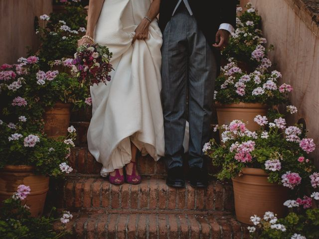 La boda de Sebastian y Isabel en Málaga, Málaga 64
