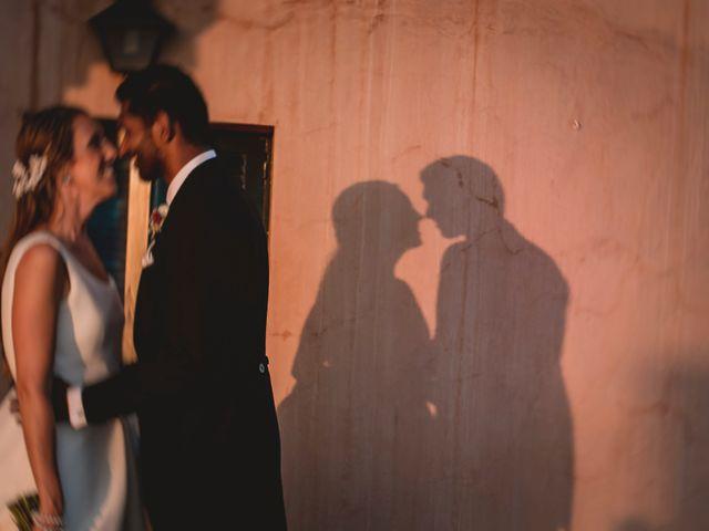 La boda de Sebastian y Isabel en Málaga, Málaga 68