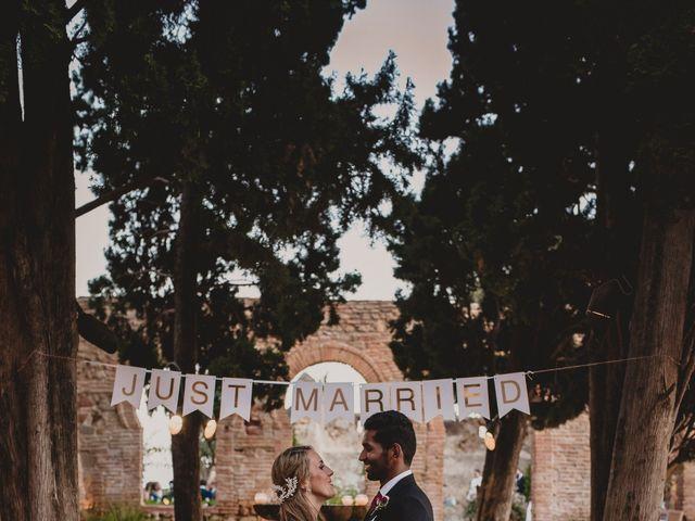 La boda de Sebastian y Isabel en Málaga, Málaga 75
