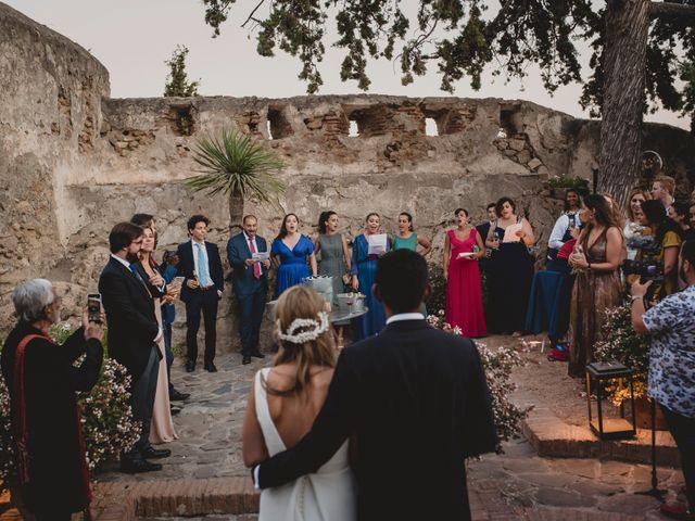 La boda de Sebastian y Isabel en Málaga, Málaga 79