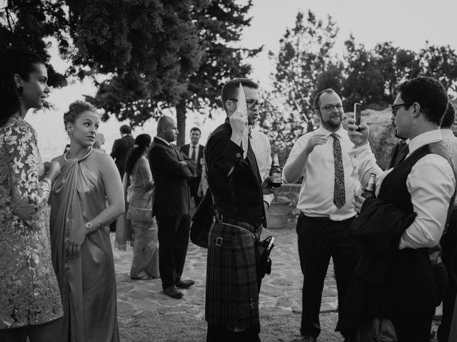 La boda de Sebastian y Isabel en Málaga, Málaga 81