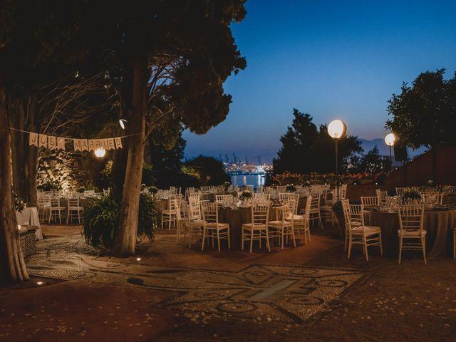 La boda de Sebastian y Isabel en Málaga, Málaga 85