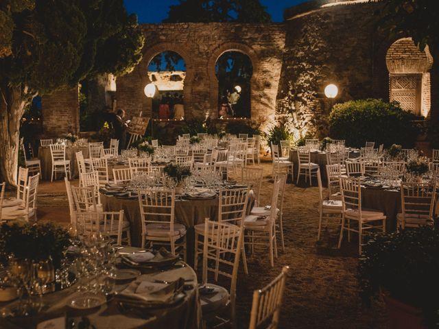 La boda de Sebastian y Isabel en Málaga, Málaga 86