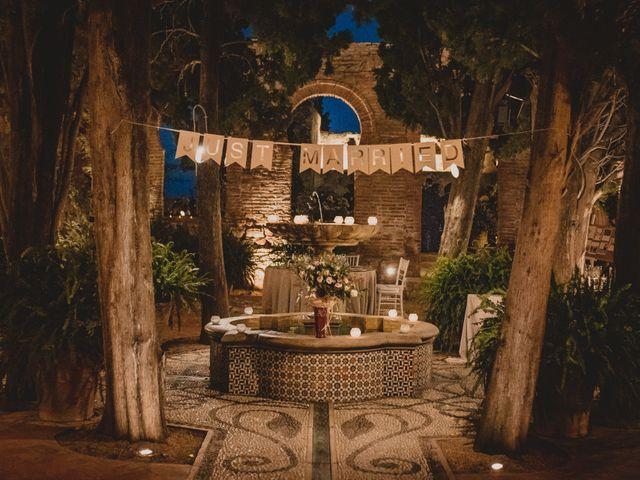 La boda de Sebastian y Isabel en Málaga, Málaga 87