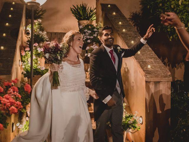 La boda de Sebastian y Isabel en Málaga, Málaga 89