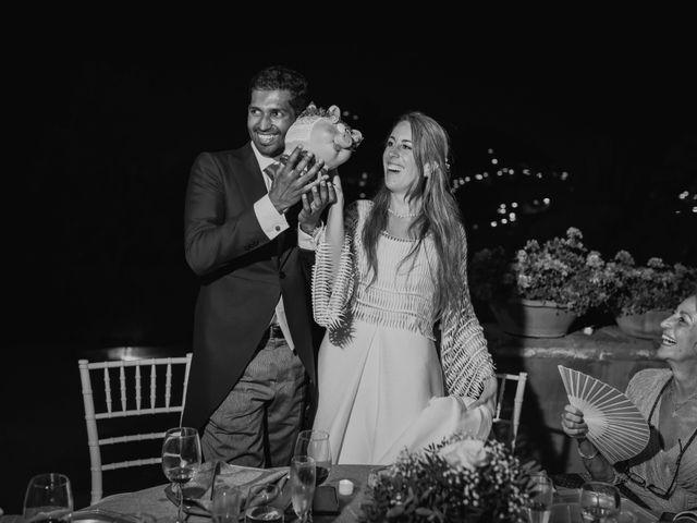 La boda de Sebastian y Isabel en Málaga, Málaga 91