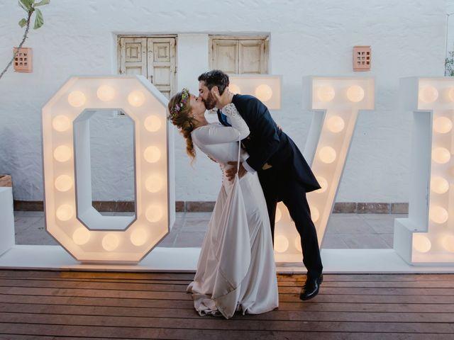 La boda de Linda y Alfonso
