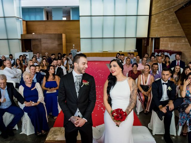 La boda de Ginés y Melani en Palma De Mallorca, Islas Baleares 35