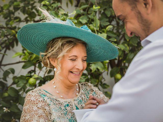 La boda de José Manuel y Matilda en Almaden, Ciudad Real 9