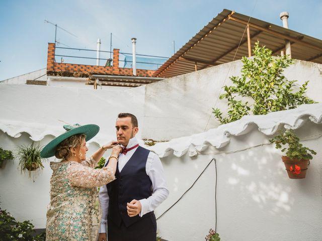 La boda de José Manuel y Matilda en Almaden, Ciudad Real 10