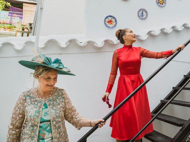 La boda de José Manuel y Matilda en Almaden, Ciudad Real 16