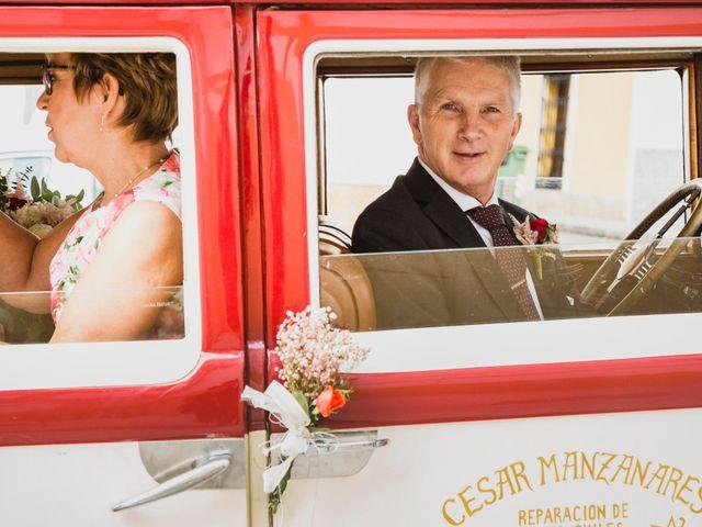 La boda de José Manuel y Matilda en Almaden, Ciudad Real 50
