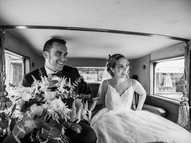 La boda de José Manuel y Matilda en Almaden, Ciudad Real 68