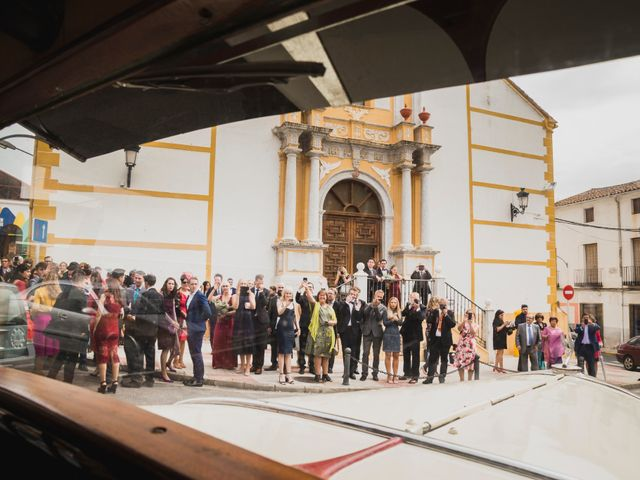 La boda de José Manuel y Matilda en Almaden, Ciudad Real 69