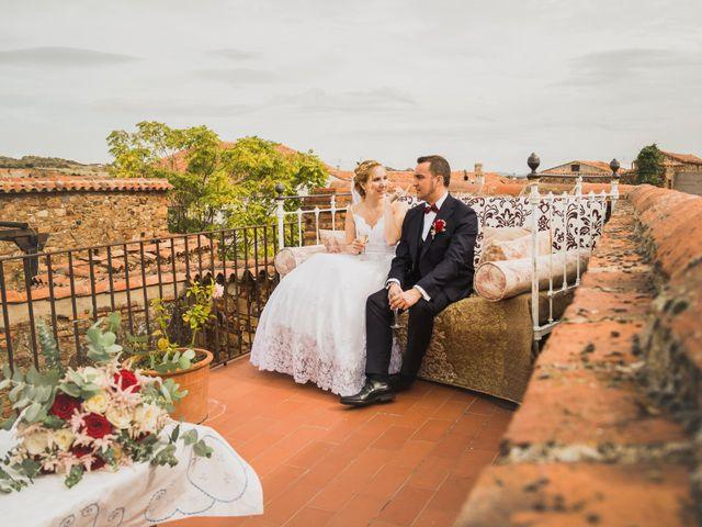 La boda de José Manuel y Matilda en Almaden, Ciudad Real 78