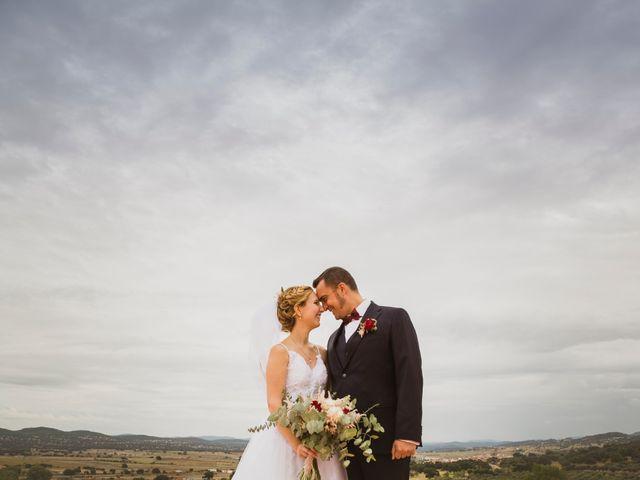 La boda de José Manuel y Matilda en Almaden, Ciudad Real 91