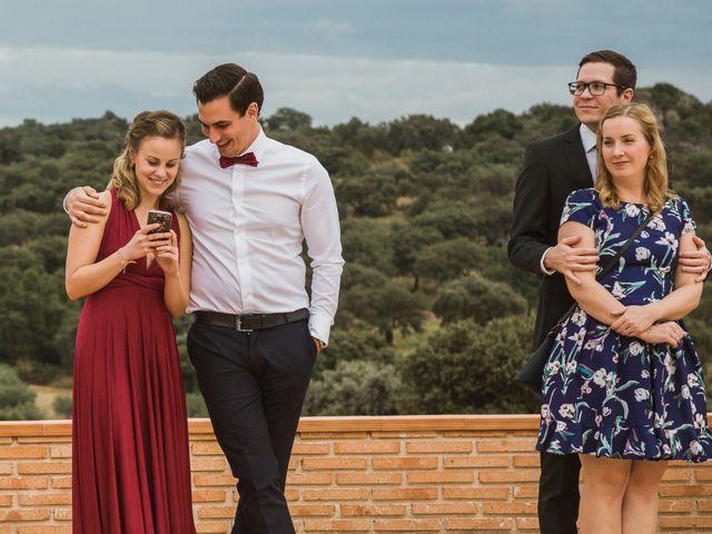 La boda de José Manuel y Matilda en Almaden, Ciudad Real 100
