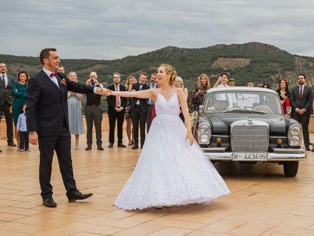 La boda de José Manuel y Matilda en Almaden, Ciudad Real 105