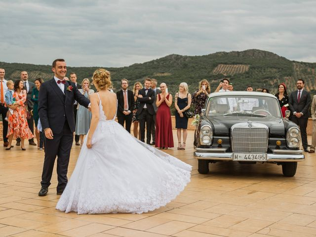 La boda de José Manuel y Matilda en Almaden, Ciudad Real 106