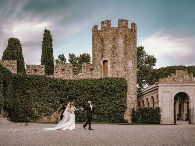 La boda de Lucyna y Jordi