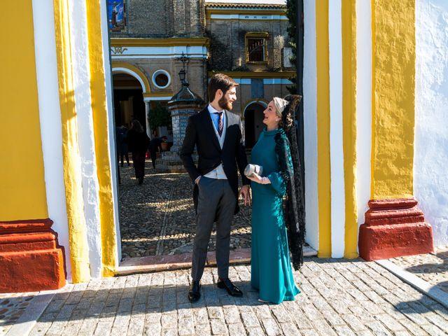 La boda de Miguel y Maria en Bollullos De La Mitacion, Sevilla 4