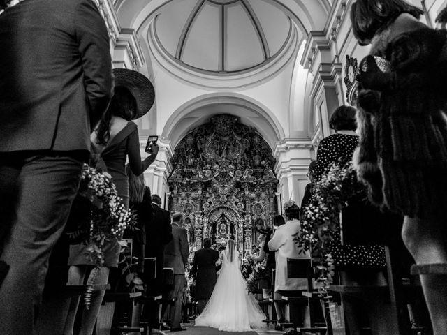 La boda de Miguel y Maria en Bollullos De La Mitacion, Sevilla 1