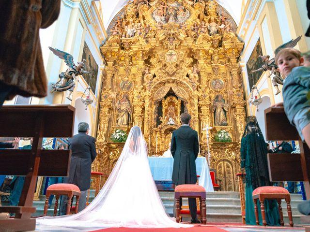 La boda de Miguel y Maria en Bollullos De La Mitacion, Sevilla 6