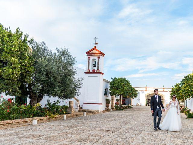 La boda de Miguel y Maria en Bollullos De La Mitacion, Sevilla 7
