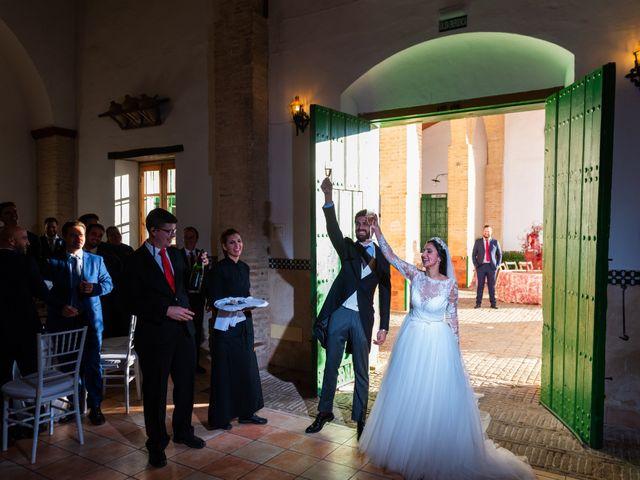 La boda de Miguel y Maria en Bollullos De La Mitacion, Sevilla 8