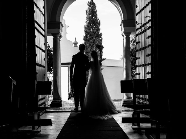 La boda de Miguel y Maria en Bollullos De La Mitacion, Sevilla 13