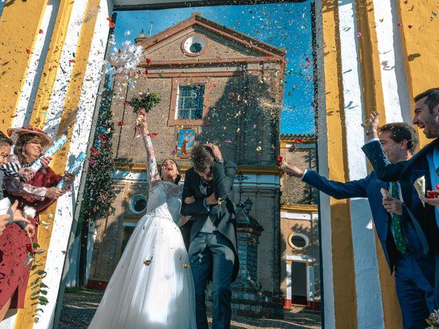 La boda de Miguel y Maria en Bollullos De La Mitacion, Sevilla 2