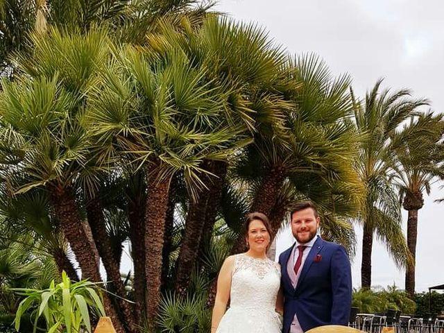 La boda de Sergio y Aida en Xàbia/jávea, Alicante 6